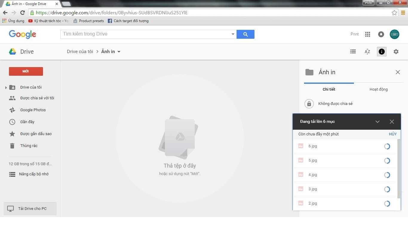 Buoc 4 huong dan tai tep len Google Drive